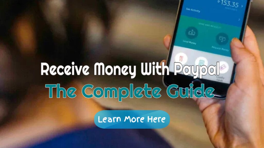 receive Money With Paypal Guide
