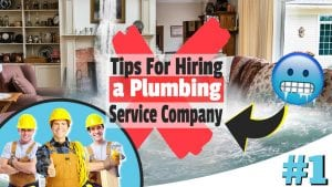 hire a plumber